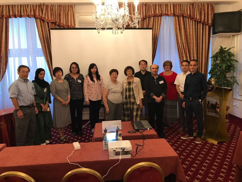 Photos of Advanced General Linguistics and Language Acquisition in Prague #47