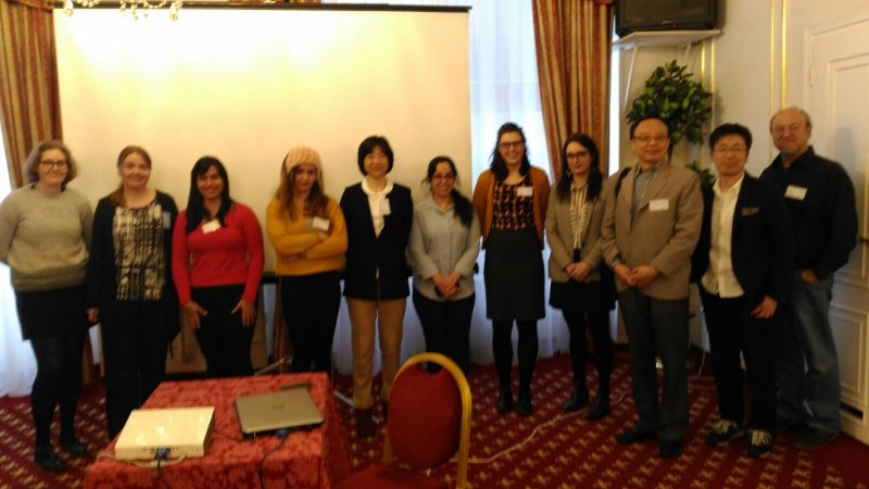 Photos of Veterinary Parasitology and New Technologies in Prague #31