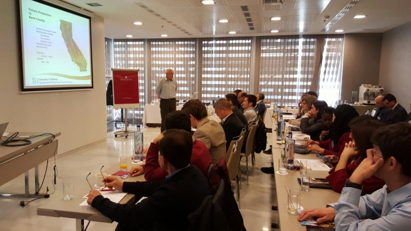 Photos of Environmental Geomatics and Environmental Remote Sensing in Madrid #35
