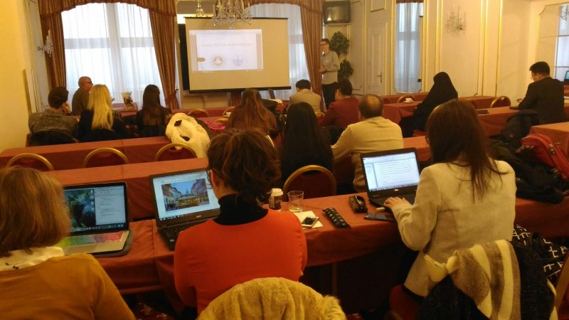 Photos of Veterinary Parasitology and New Technologies in Prague #43
