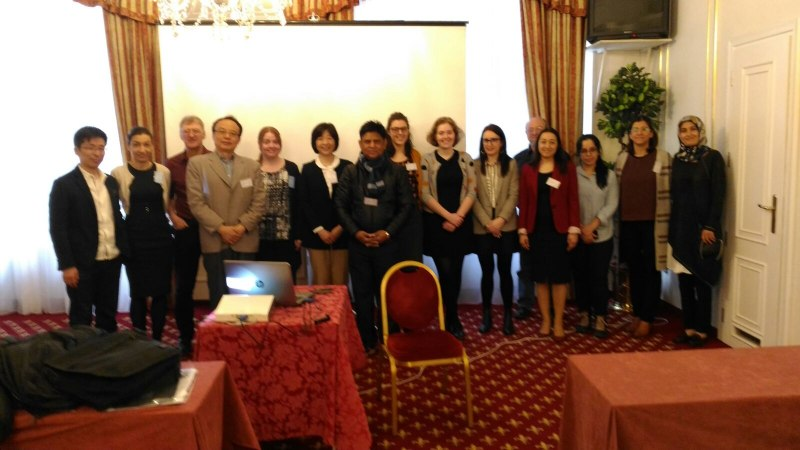 Photos of Veterinary Parasitology and New Technologies in Prague #30