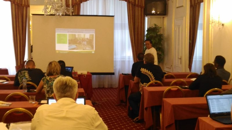 Photos of Veterinary Parasitology and New Technologies in Prague #48