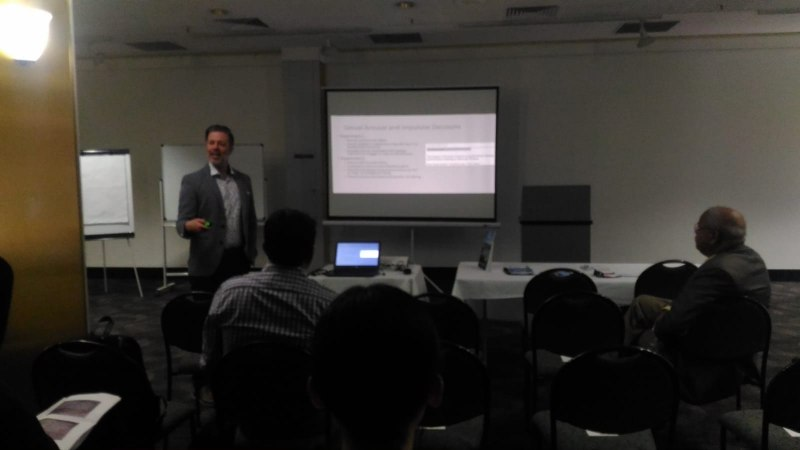 Photos of Web Effort Estimation and Expert Opinion in Sydney #13