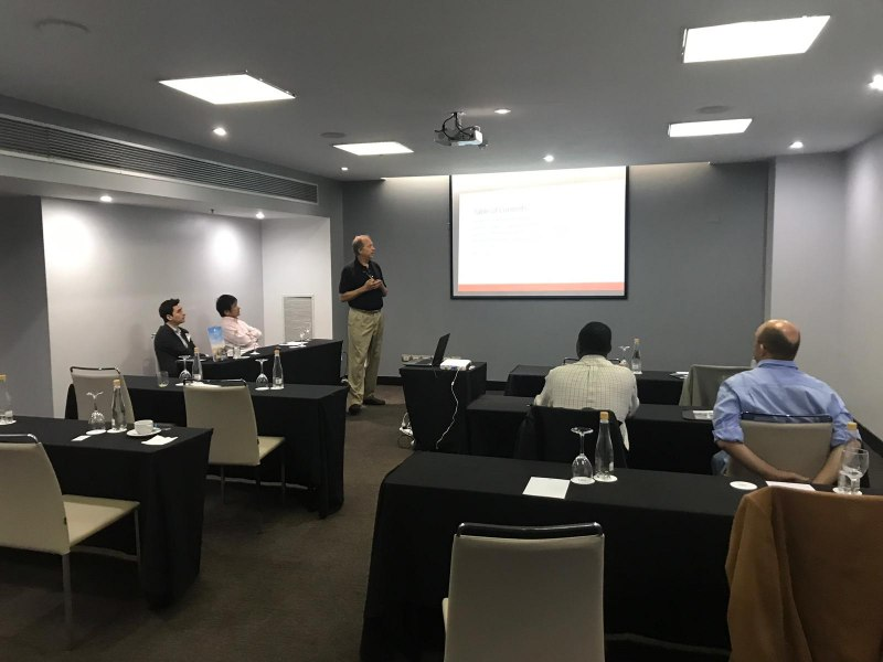 Photos of Enterprise Modeling and Enterprise Architecture in Buenos Aires #7