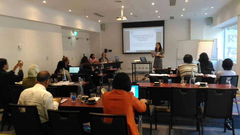 Photos of Biomolecular Kinetics, Molecular Modeling and Simulation in Sydney #37