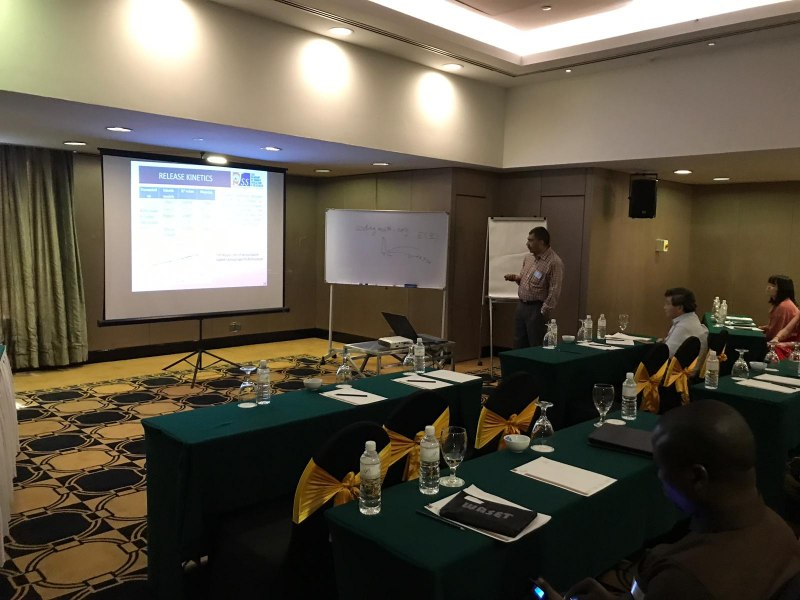 Photos of Recent Advances in Array Antenna and Array Signal Processing and Antenna Array Measurements in Kuala Lumpur #5