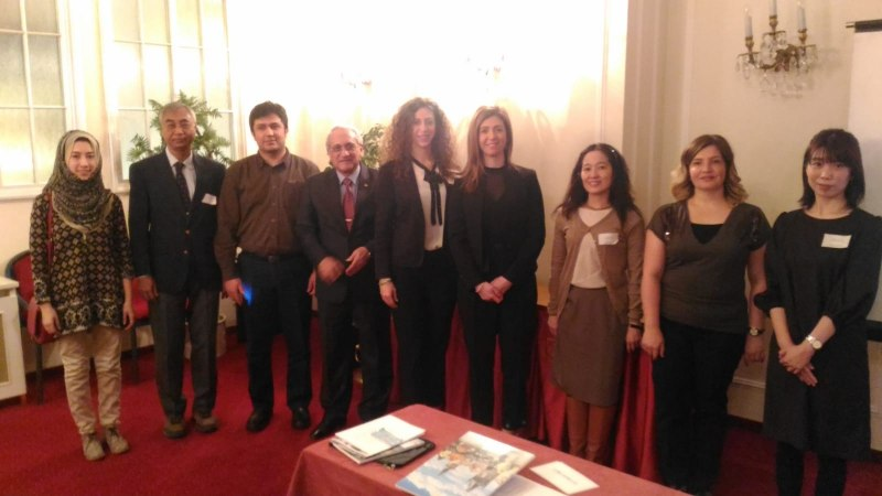 Photos of Growth Regulators and Biotechnology in Prague #30
