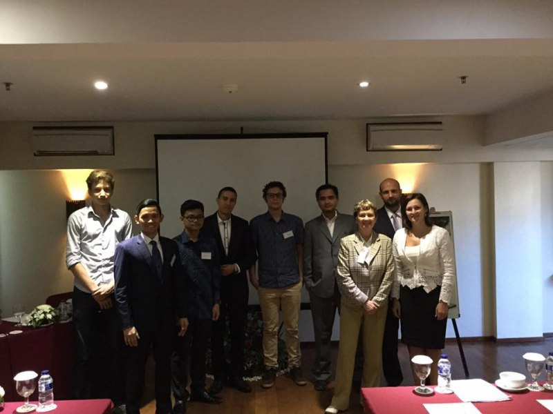 Photos of Demand Response in Smart Grids and Energy Resource Optimization in Bali #30