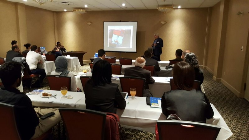 Photos of Transducer Technologies and Ultrasound Imaging in Vancouver #43