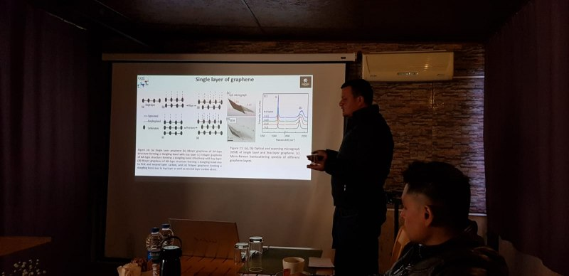 Photos of Carbon Nanotube Sensors, Sensor Design and Characterization in Istanbul #37