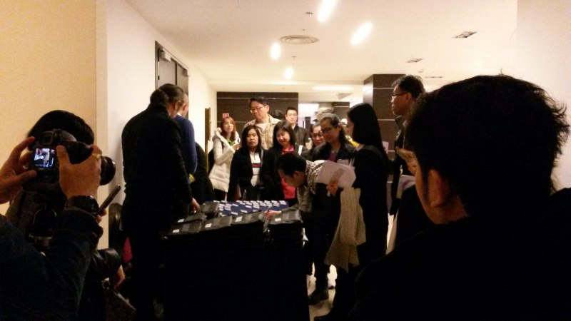 Photos of Experimental Geophysics and Geology in Rome #8
