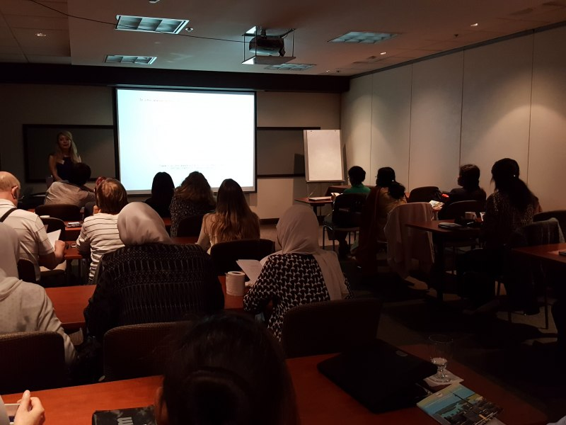 Photos of Neuroendocrinology and Epigenetics in Toronto #45