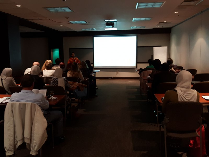 Photos of Neuroendocrinology and Epigenetics in Toronto #40