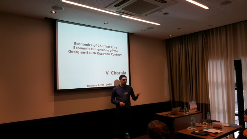 Photos of Enterprise Modeling and Enterprise Architecture in Buenos Aires #47