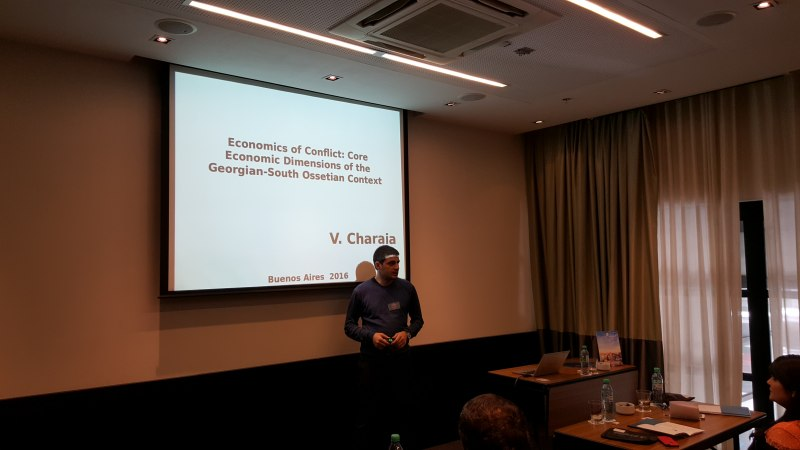 Photos of Enterprise Modeling and Enterprise Architecture in Buenos Aires #46