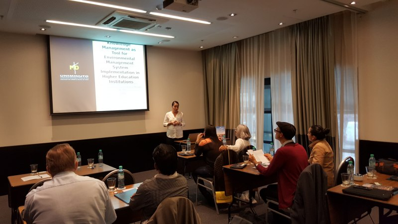 Photos of Enterprise Modeling and Enterprise Architecture in Buenos Aires #14