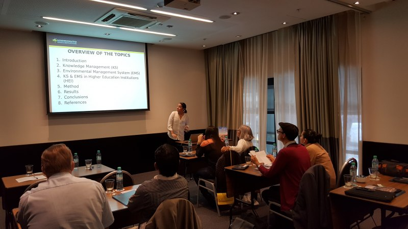Photos of Enterprise Modeling and Enterprise Architecture in Buenos Aires #13