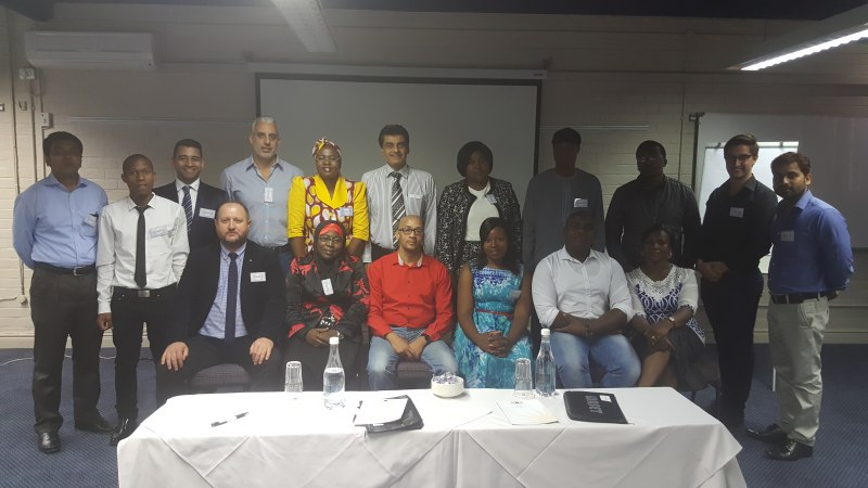 Photos of Food Science and Food Safety Policy in Cape Town #12