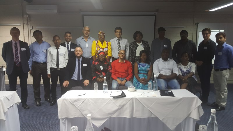 Photos of Verification and Program Transformation in Cape Town #10