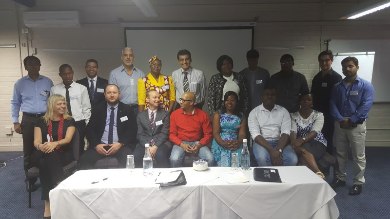 Photos of Food Science and Food Safety Action Plan in Cape Town #10