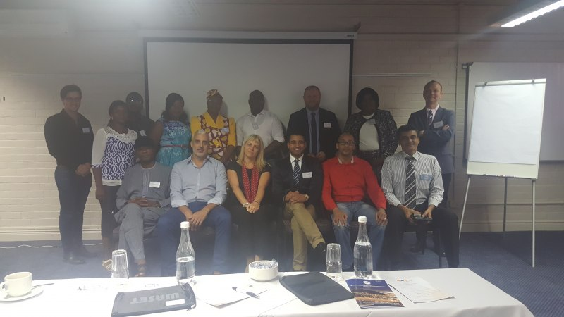 Photos of Electromagnetic Scattering Theory and Electromagnetic Compatibility in Cape Town #8