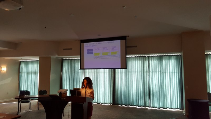 Photos of Advances in Mathematical Knowledge Management in Miami #39
