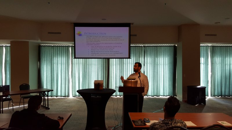 Photos of Advances in Mathematical Knowledge Management in Miami #12