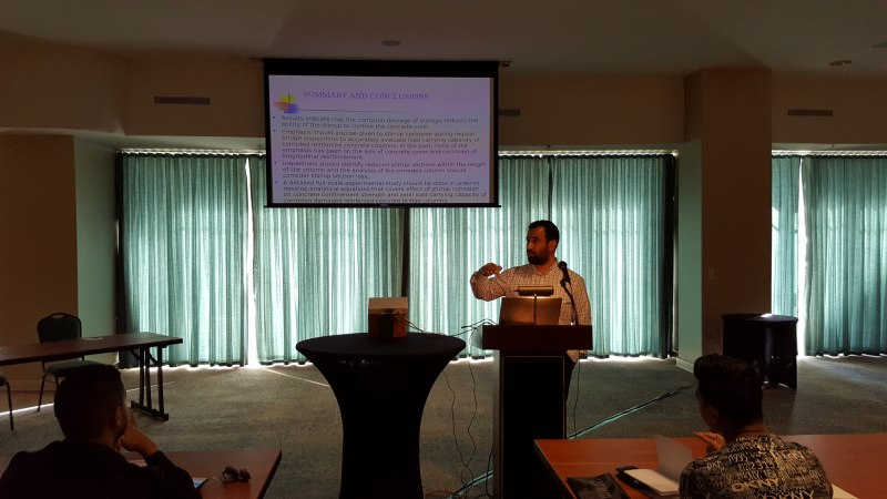 Photos of Advances in Mathematical Knowledge Management in Miami #8
