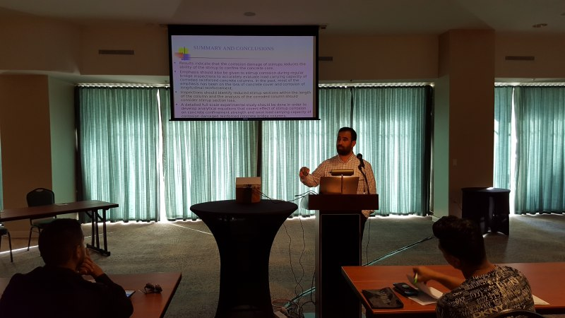 Photos of Advances in Mathematical Knowledge Management in Miami #7