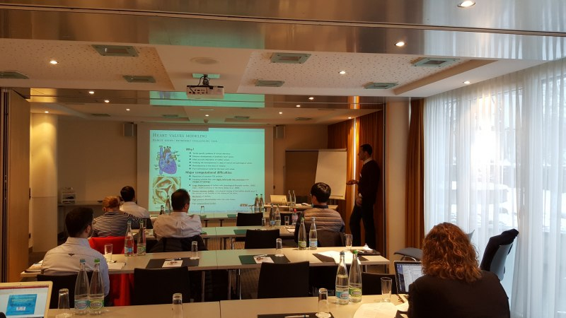 Photos of Power System Analysis in Zurich #46
