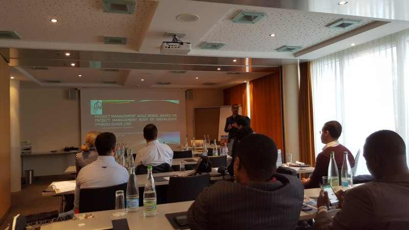 Photos of Bioelectric Sensors and Nanosensors in Zurich #37