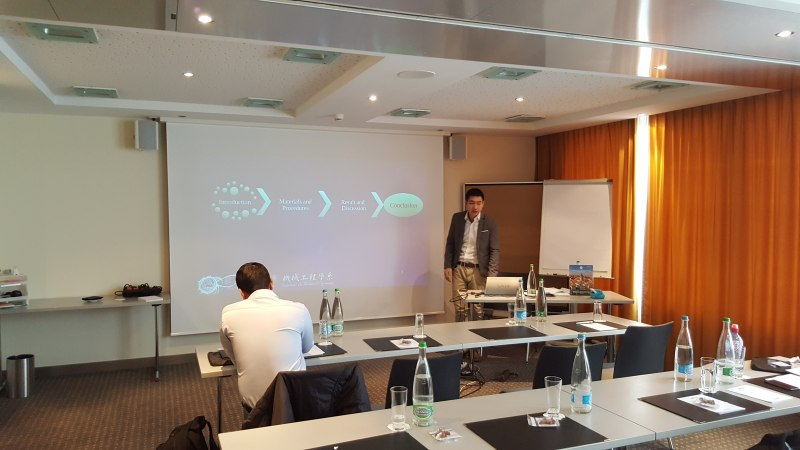 Photos of Cyber Security for Internet of Things and Cyber Physical Systems in Zurich #42