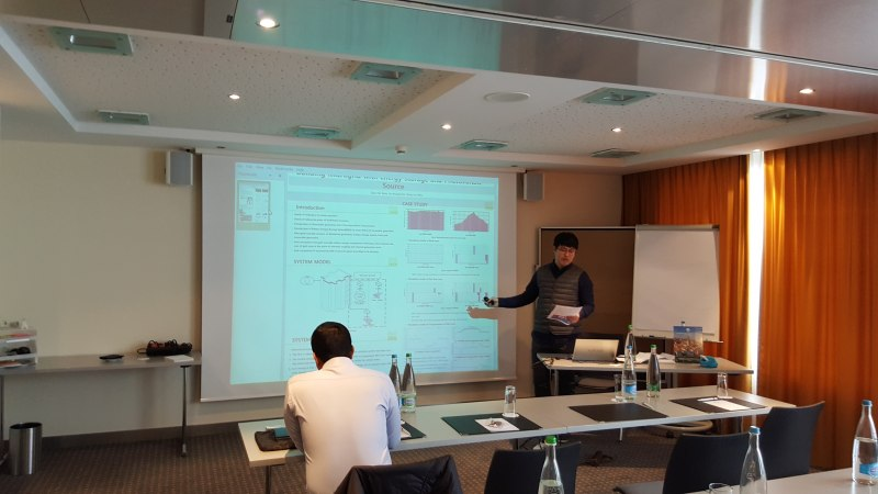 Photos of Power System Analysis in Zurich #41