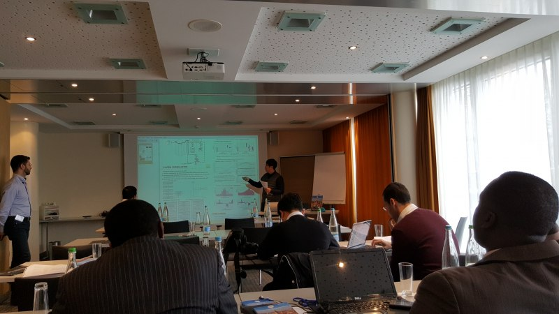 Photos of Containment Design and Safety Analysis in Zurich #33