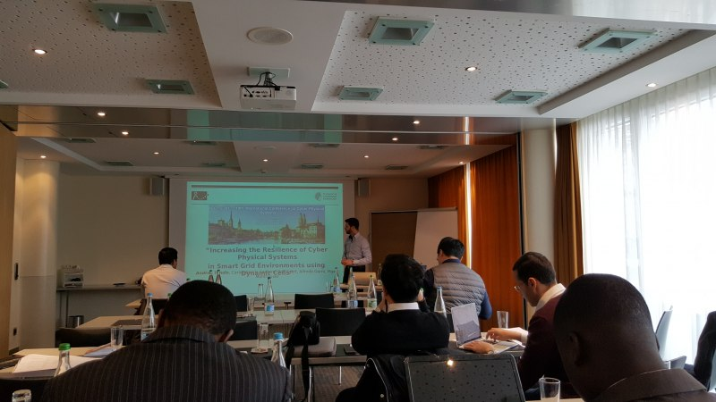 Photos of Power System Analysis in Zurich #39