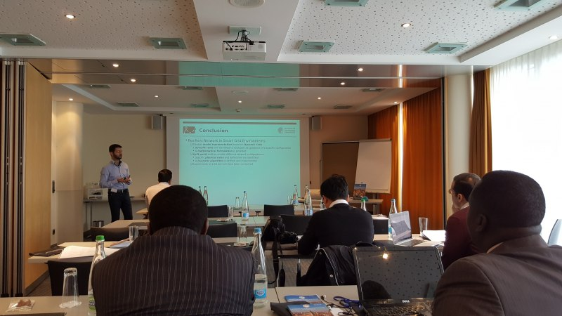 Photos of Power System Analysis in Zurich #37