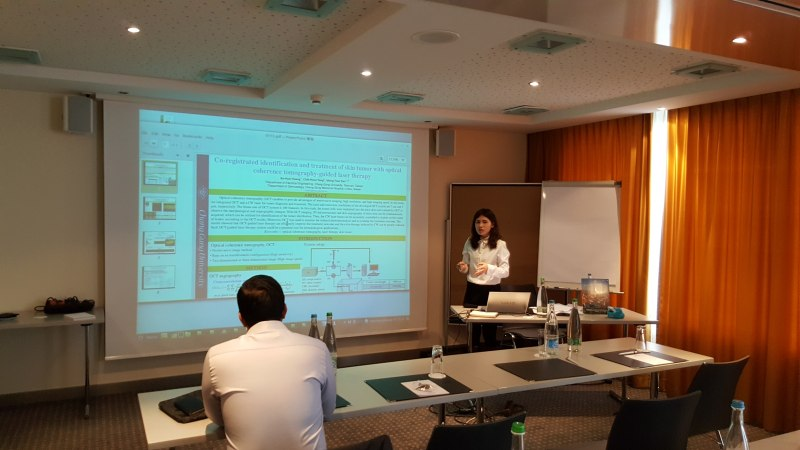 Photos of Power System Analysis in Zurich #34