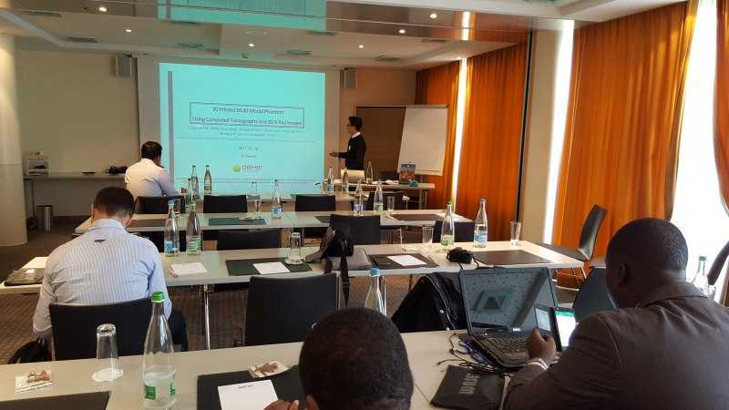 Photos of Bioelectric Sensors and Medical Diagnostics in Zurich #23