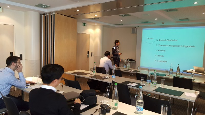Photos of Bioelectric Sensors and Nanosensors in Zurich #22