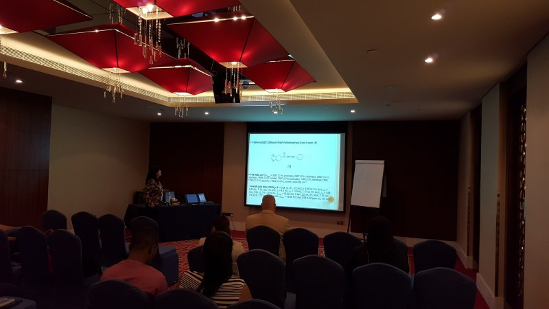 Photos of Recent Advances in Organic, Bioorganic and Medicinal Chemistry in Dubai #34