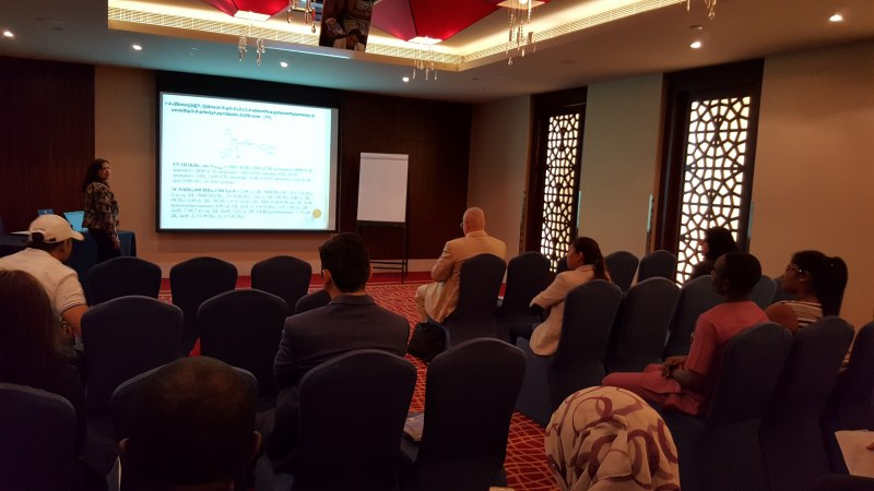 Photos of Recent Advances in Organic, Bioorganic and Medicinal Chemistry in Dubai #33