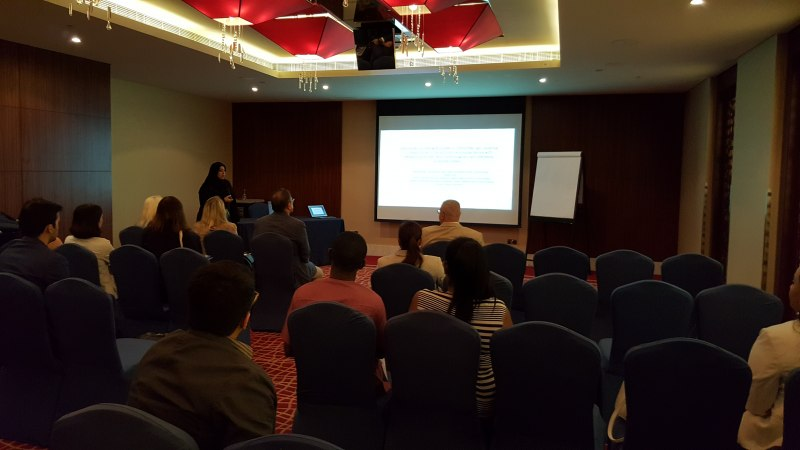 Photos of Epigenome Rearrangement and Modeling in Dubai #45