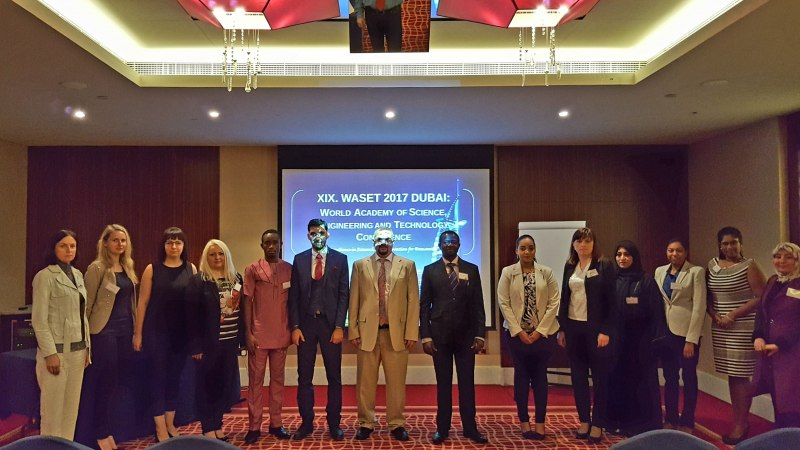 Photos of Environmental Geoscience, Geoecology and Geochemistry in Dubai #44