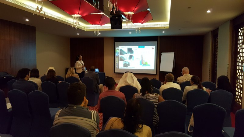 Photos of Collaborative Mapping Technology and Map Production in Dubai #43