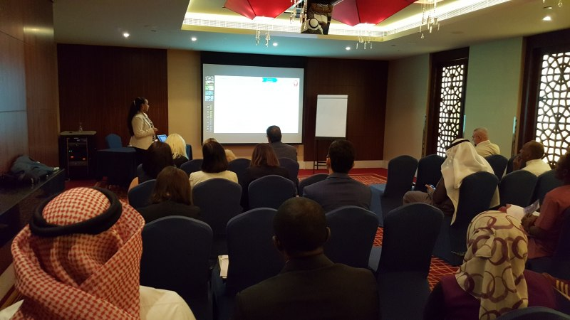 Photos of Environmental Geoscience, Geoecology and Geochemistry in Dubai #42