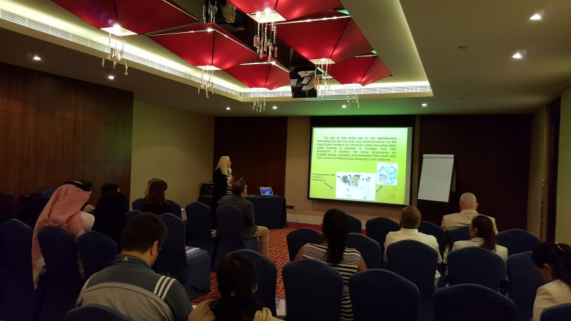 Photos of Current Topics on Glucosinolates in Dubai #41