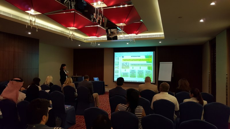 Photos of Environmental Geoscience, Geoecology and Geochemistry in Dubai #39