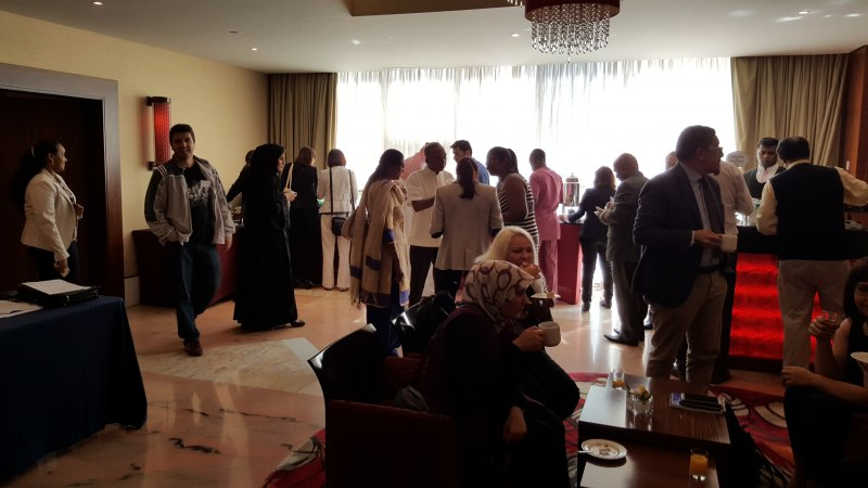Photos of Web Usability, Design Process and Evaluation in Dubai #34