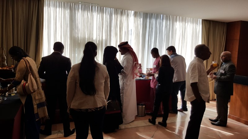Photos of Recent Advances in Organic, Bioorganic and Medicinal Chemistry in Dubai #23