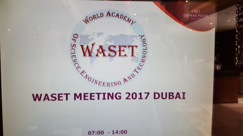 Photos of Current Topics on Glucosinolates in Dubai #35